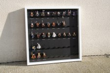 Lego display case lord of the rings