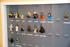 star wars lego display