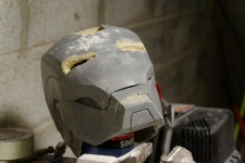 casque iron man