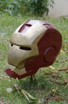casque d'iron man